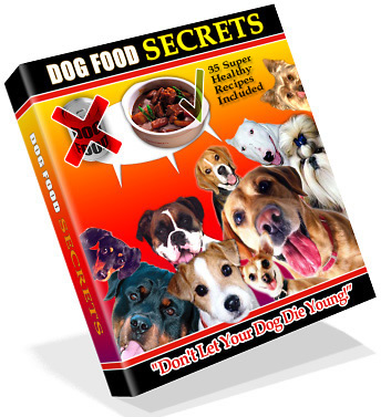 Dog Food Secrets book image